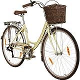 Galano 28 Zoll Piccadilly 7 Gang Citybike Stadt Fahrrad, Rahmengrösse:48 cm