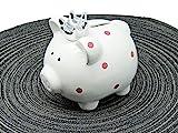 Bada Bing Sparschwein Schwein Ferkel Krone Pinke Punkte Zuckersüß Mädchen Geschenk 60