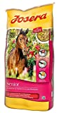 JOSERA Senior, Premium Pferdefutter mit Anti-Aging-Komplex, haferfrei, Müsli für ältere Pferde,...