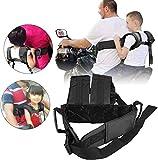 Sicherheitsgurte, einstellbar Motorrad Elektrofahrzeug Fahrrad Life Protection Gurtband für Kind...