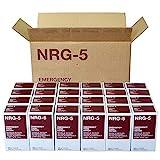 Notverpflegung, Krisennahrung, NRG-5, 1 Karton mit 24 Packungen a 500 g, (9 Riegel)