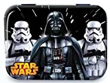 Star Wars Episode VII Character Cotton Swab Collector Series Tins- Reusable (Darth Vader)