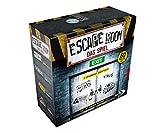 Noris 606101546 Escape Room Grundspiel, ab 16 Jahren Inkl. 4 Fällen und Chrono Decoder...