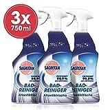 Sagrotan Bad-Reiniger Atlantikfrische (Desinfektionsreiniger für zuverlässige Hygiene im...