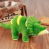 Plüschtier Qualität Triceratops Plüsch-Spielzeug-Dinosaurier Puppe Jungen-Geschenk...