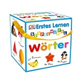 Erstes Lernen - Stapelwürfel Wörter: 10 stabile Karton-Würfel mit tollen Fotos zum Spielen,...