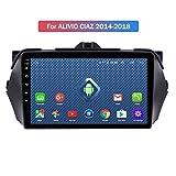 Android 8.0 2+32G WiFi und 4G 2.5D 22,9 cm Full Touch Screen für Suzuki Alivio/Ciaz 2014–2018 GPS...