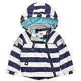 Zoerea Baby Kinder Jacke Winter Junge Mädchen wasserdichte Winddicht Mantel Kapuzenjacken für...