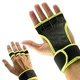 Lijincheng Sporthandschuhe, Gewichtheben, Mittelfinger, Fitness-Handschuhe, Cross-Training,...