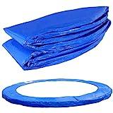 Terena Federabdeckung 300-305 cm für Trampolin Randabdeckung beidseitig PVC - UV beständig