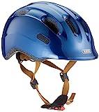 Abus Smiley 2.0, Unisex kinder Fahrradhelm,blau (royal blue), S (45-50 cm)