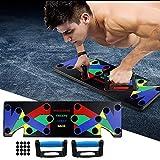 PElight 9-In-1-Push-Up-Board, Trainingsboard, Fitnessgeräte, ABS-Bauchmuskel trainingsgeräT,...