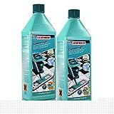 2x Leifheit Glanzreiniger Cleaning Experts 1 L