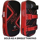 AQF Kampfsport Schlagpolster Kickboxen Muay Thai Strike Curved Arm Pad MMA Focus Boxing Karate UFC...