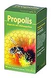 Propolis-Kapseln 100 Stk Mit Blütenpollen   Natürliches Bienenharz   Nahrungsergänzungsmittel