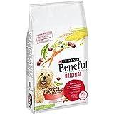 PURINA BENEFUL Original Hunde-Trockenfutter: mit Rind, Gemüse & Vitaminen, ausgewogene...