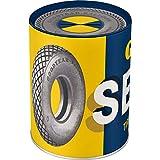 Nostalgic-Art 31019 Goodyear - Service | Retro Spardose | Spar-Büchse | Geld-Dose | abnehmbarer...