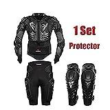 AKAUFENG Motorrad Protektorenjacke Protektorenhemd Motorrad S-5XL, MTB Protektoren Schutzkleidung...