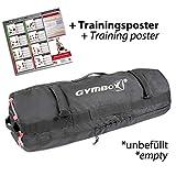 GYMBOX Sandbag für Funktionelles Training 25kg/50kg (25 Kilogramm) flexibel befüllbare...