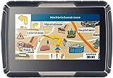 NavGear Fahrrad Navi: TourMate N4, Motorrad-, Kfz- & Outdoor-Navi mit Deutschland (Navigation...