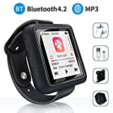 Mymahdi Sport Music Clip, 8 GB Bluetooth-MP3-Player mit FM-Radio- / Sprachaufzeichnungsfunktion,...