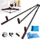 BENPAO Beinstrecker-Material, Beinspalt-Stretching-Maschine Flexibilität für Ballett, Yoga, Tanz,...
