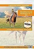Fragenkatalog Pferdewirt 1 (Buch/Printversion): Anatomie - Betriebsmanagement - Pferdehaltung mit...