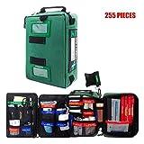 Qnlly 255 stücke Große Größe Handliche Verbandskasten Tasche Notfallausrüstung Medizinische...