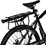 Ejoyous Mountainbike Gepäckträger für MTB Fahrrad Gepäckträger, Fahrradgepäckträger Fahrrad...