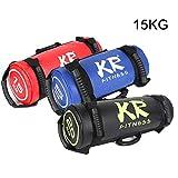 Chirsemey Gewichtssack Sandbag Fitness Training Fitnessbag Powerbag Gewicht Sandsack 5/10/15/20/25...