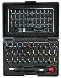 RC Logger 2266959 Bit-Set 31teilig Schlitz, Kreuzschlitz Phillips, Kreuzschlitz Pozidriv,...