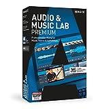 MAGIX Audio & Music Lab – 2017 Premium – Audiobearbeitung perfektioniert. Videoton...