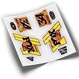PEGATINEA Aufkleber Gabel Fox 34 Step Cast Series Mod.01 WP01