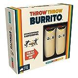 Asmodee Throw Throw Burrito, Kartenspiel, Partyspiel, Deutsch