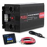 ALTERDJ 3500W Wechselrichter Reiner Sinus - Auto Wechselrichter 12v auf 230v Umwandler - Inverter...