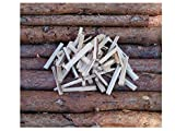 30 kg Anzündholz TROCKEN Brennholz Kaminholz Anfeuerholz Anmachholz Kiefer/Fichte