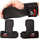 Fitness-Handschuhe für Fitness Bodybuilding Crossfit Lifting Zughilfen Gewichtheben Grips Pads...