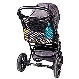 Diago Universal Einkaufsnetz XL für Kinderwagen, Buggy, Sportwagen, Jogger und Zwillingswagen/...