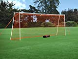 golme Pro Training Fußball Ziel, volle Größe ULTRA Tragbarer Soccer Net