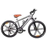 RXRENXIA Elektrisches Fahrrad, 36V 12.8A Lithium-Batterie Faltrad MTB Mountainbike E Fahrrad 17 *...