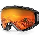 findway Skibrille, Snowboard Brille für Brillenträger Herren Damen Erwachsene Jugendliche OTG...