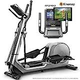 Sportstech LCX800 Crosstrainer – Deutsche Qualitätsmarke - Video Events & Multiplayer APP &...