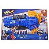 Hasbro Nerf E2654EU4 N-Strike Elite Rukkus ICS-8, Spielzeugblaster mit 8-Dart Slide-Magazin,...