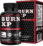 BURN XP - Thermogener Burner, von führenden Body-Experten entwickelt, mit Carnitin + Grüner Tee...