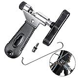 Tagvo Bike Chain Tool, Kettenwerkzeug Kettennieter für 7 8 9 10 fach Fahrradkette...