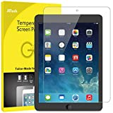 JETech Schutzfolie für Apple iPad (9,7-Zoll, 2018/2017 Modell), iPad Air 1, iPad Air 2, iPad Pro...