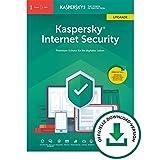 Kaspersky Internet Security 2020 Upgrade | 1 Gerät | 1 Jahr | Windows/Mac/Android |...