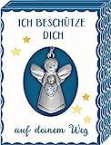 Schmuckanhänger - Kleiner Schutzengel: Ich bin immer bei dir / wo du auch bist (Sortiert, nicht...