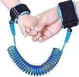Anti Verlorene Handgelenk Gürtel, 1.5 M/4.92ft Baby Kleinkind Sicherheit Armband Zügel Kind...