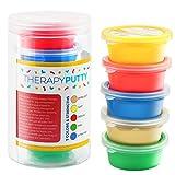 Playlearn Therapie-Knetmasse, flexibel, ungiftig, 5Stärken verfügbar:...
